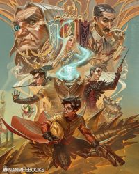 Harry Potter Wallpaper 11