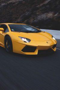 Lamborghini Aventador Wallpaper 4