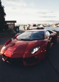 Lamborghini Aventador Wallpaper 17