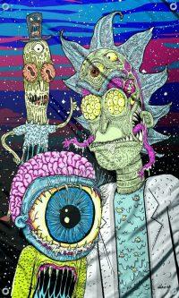 Rick And Morty Wallpaper 32