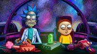 Rick And Morty Wallpaper 48