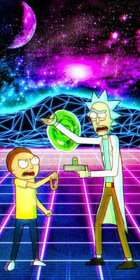 Rick And Morty Wallpaper 36