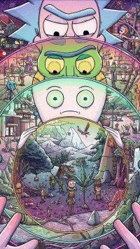 Rick And Morty Wallpaper 47
