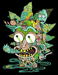 Rick And Morty Wallpaper 26