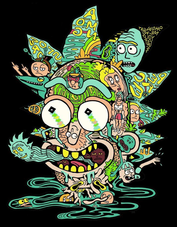 Rick And Morty Wallpaper 1