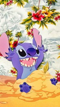Stitch Wallpaper 10