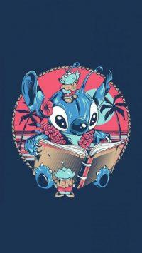 Stitch Wallpaper 11