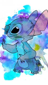 Stitch Wallpaper 8