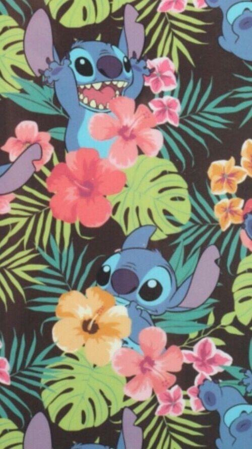 Stitch Wallpaper 1