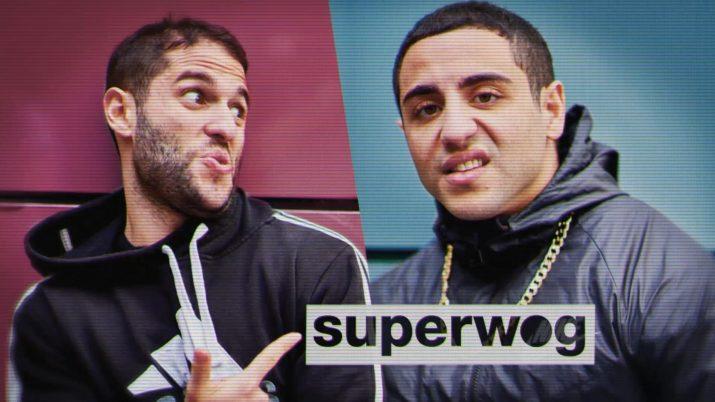 Superwog Wallpaper 1
