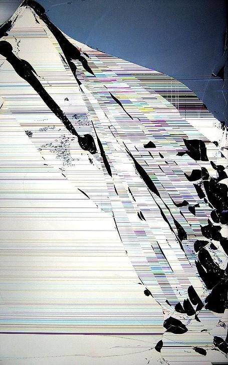 Cracked Screen Wallpaper 1