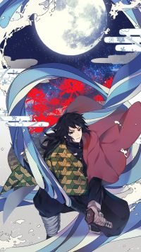 Giyu Tomioka Wallpaper 35
