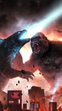 Godzilla vs Kong Wallpaper 1