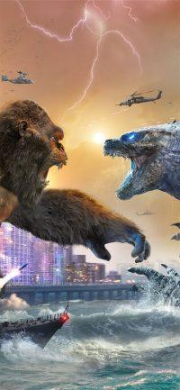 Godzilla vs Kong Wallpaper 2
