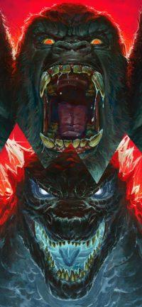 Godzilla vs Kong Wallpaper 5