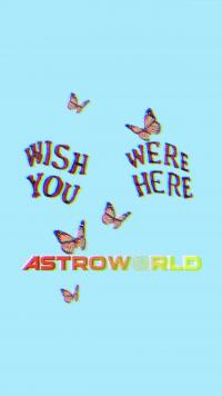 Astroworld Wallpaper 6