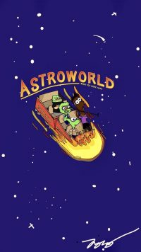 Astroworld Wallpaper 11