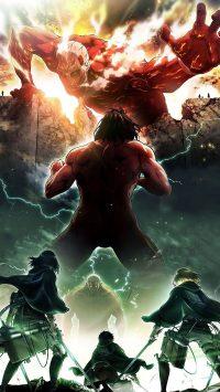 Attack On Titan Wallpaper 10