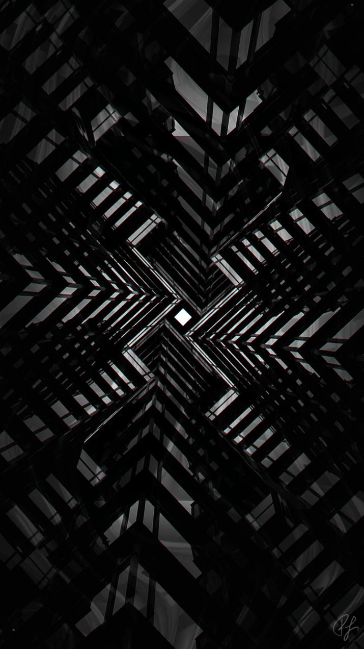 Black Screen Wallpaper 1