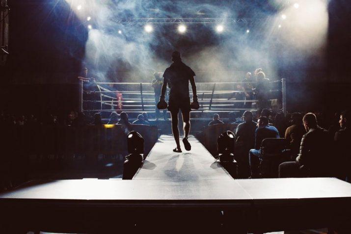 Boxing Wallpaper 1
