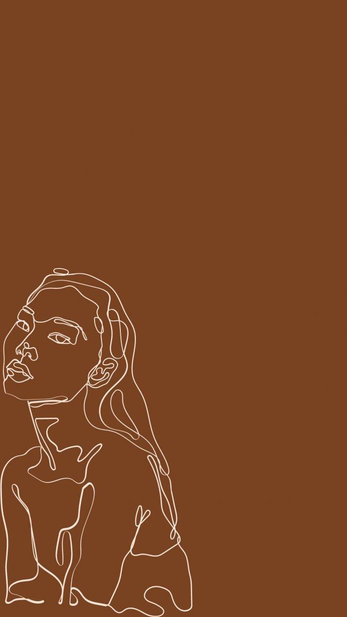 Brown Wallpaper 1
