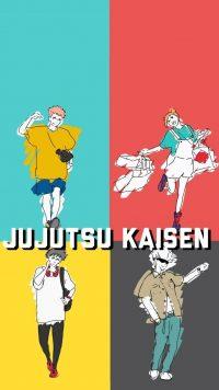 Jujutsu Kaisen Wallpaper 2