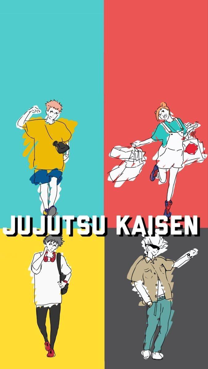 Jujutsu Kaisen Wallpaper 1