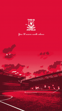 Liverpool FC Wallpaper 10