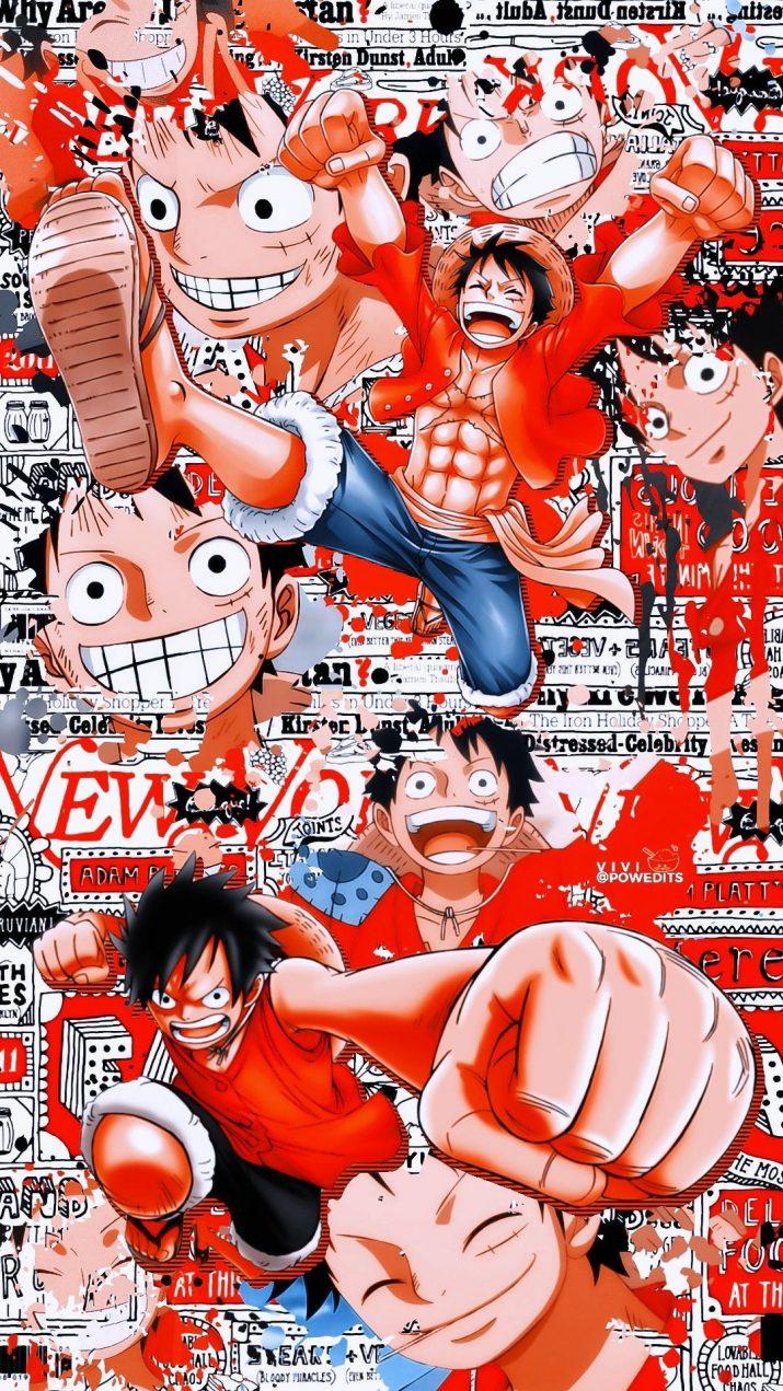 Luffy Wallpaper 1