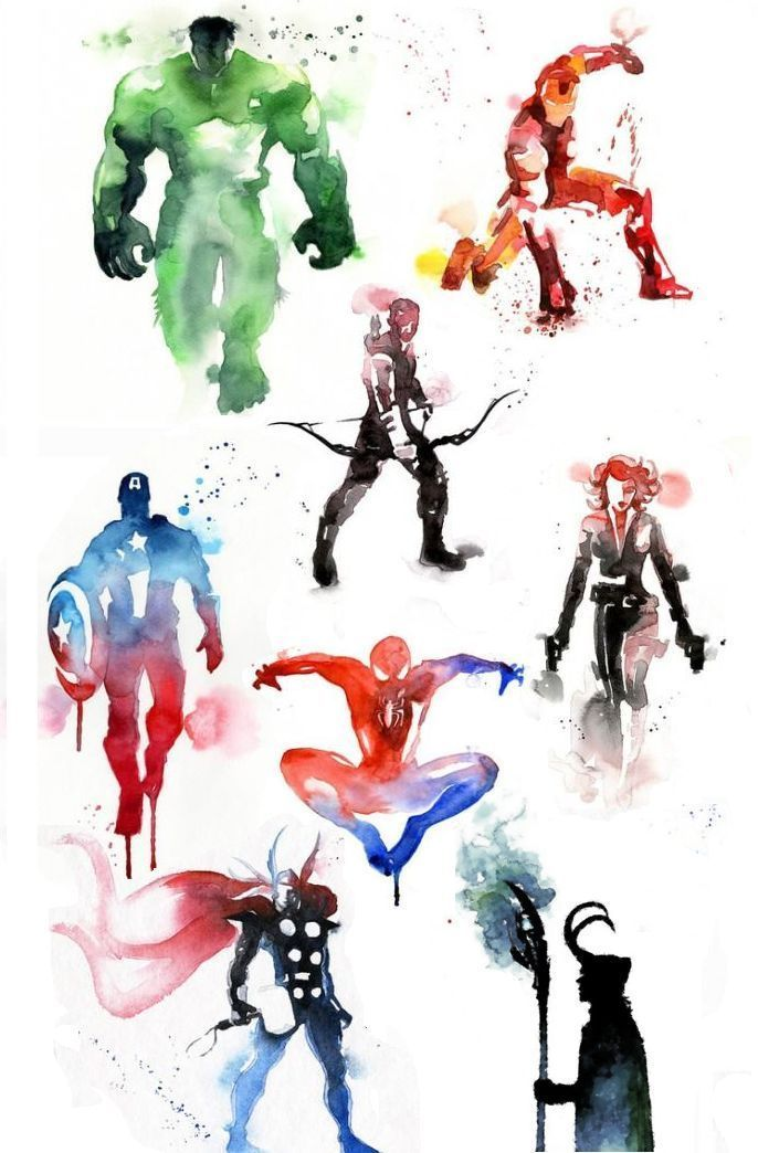 Marvel Wallpaper 1