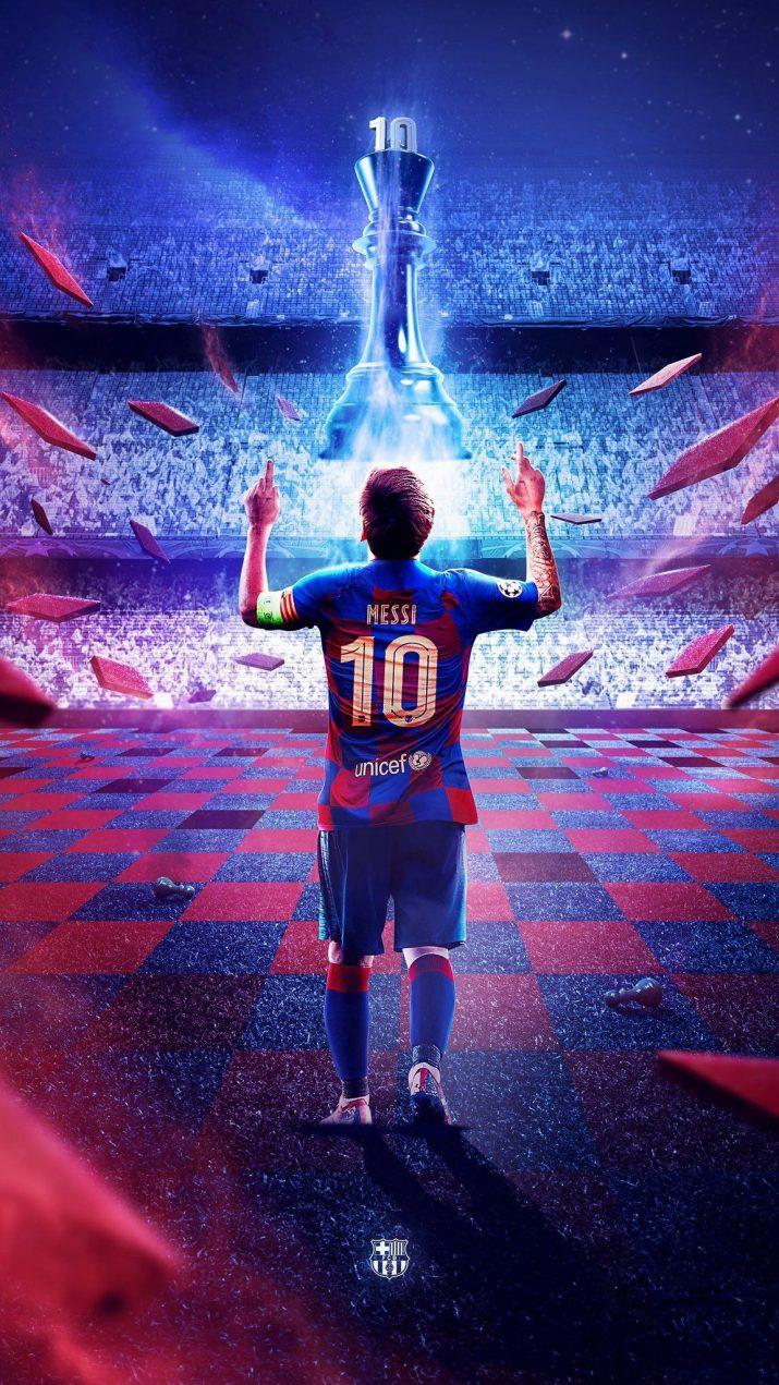 Messi Wallpaper 1