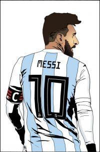 Messi Wallpaper 3