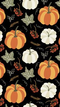 Pumpkin Wallpaper 6
