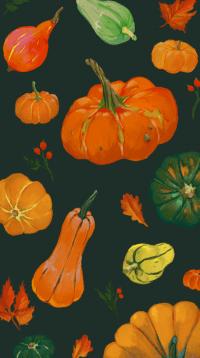 Pumpkin Wallpaper 10