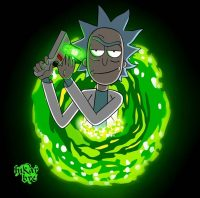 Rick And Morty Wallpaper 11