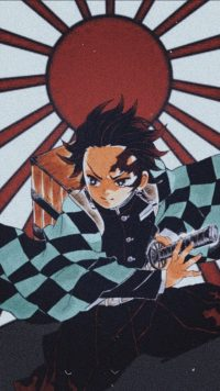 Tanjiro Kamado Wallpaper 16