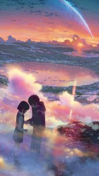 Your Name Wallpaper 11