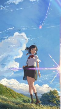 Your Name Wallpaper 6