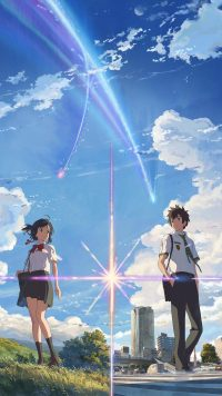 Your Name Wallpaper 9