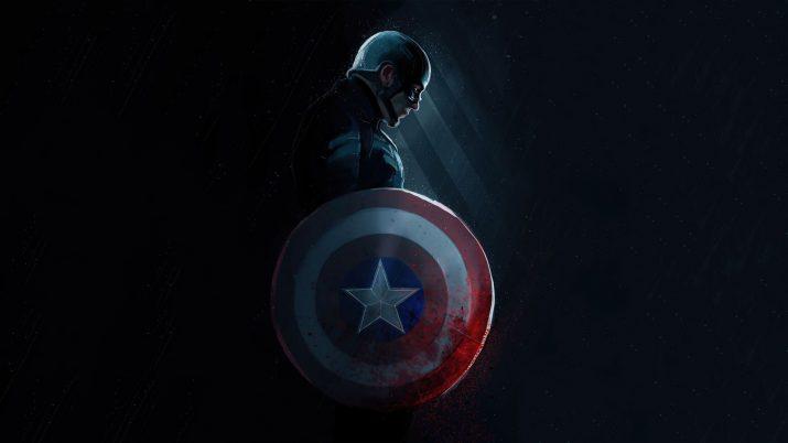 Captain America Wallpaper 1
