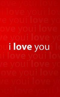 I Love You Wallpaper 2