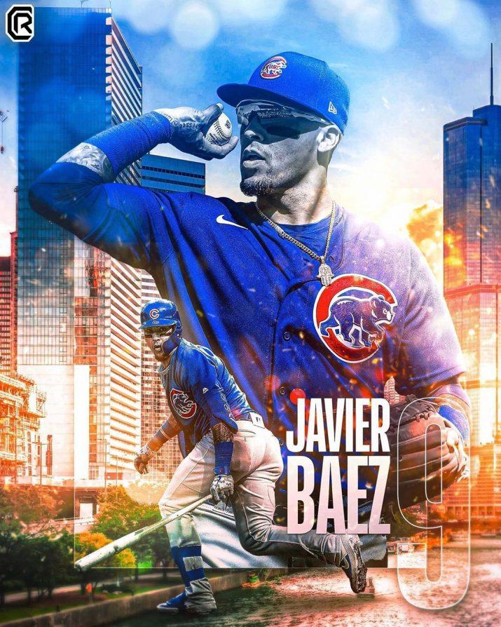 Javier Baez Wallpaper 1