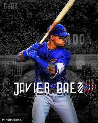 Javier Baez Wallpaper 11