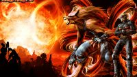 Nine Tailed Fox Wallpaper 11