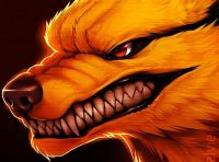 Nine Tailed Fox Wallpaper 2