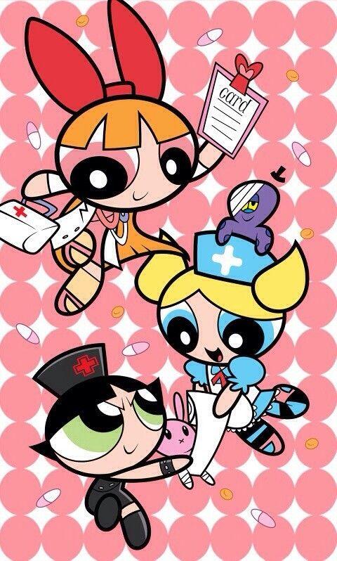 Powerpuff Girls Wallpaper 1