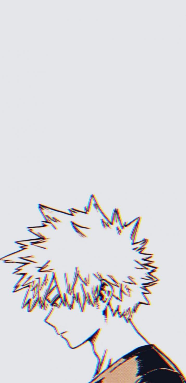 Bakugou Katsuki Wallpaper 1