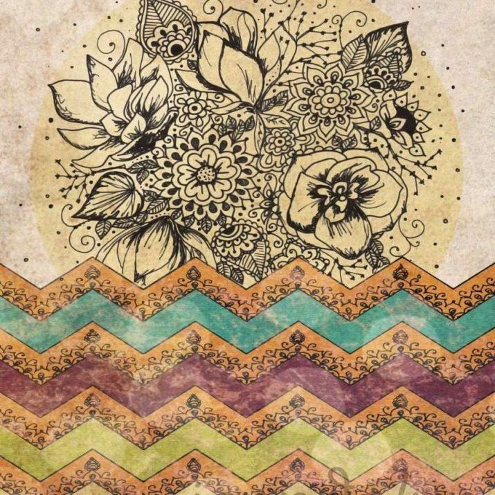 Boho Wallpaper 1
