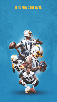 Chargers Wallpaper 12
