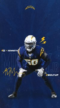 Chargers Wallpaper 13